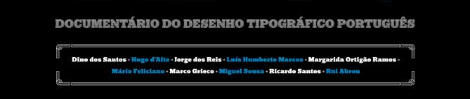DOC Tipos no III Encontro de Tipografia, Porto