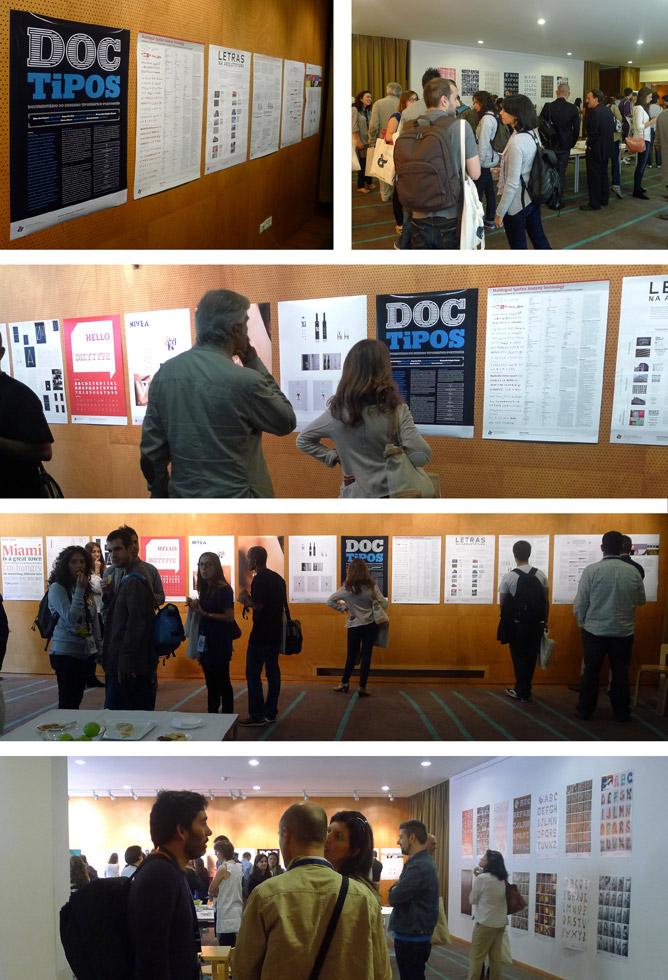 Presença no III Encontro de Tipografia, Porto
