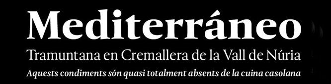 Tramuntana 1 Pro - Tipo de letra favorito da Typographica 2012