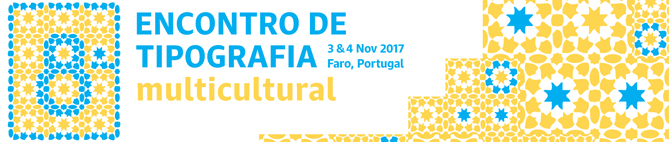 VIII Meeting of Typography, Faro